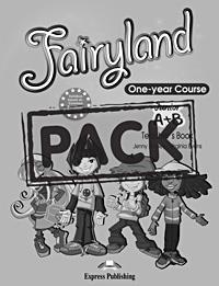 FAIRYLAND JUNIOR A & B TCHR'S (+POSTERS)