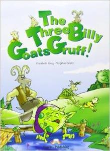 THREE BILLY GOATS GRUFF (+MULTI-ROM)