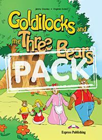 GOLDILOCKS AND THE THREE BEARS (+MULTI-ROM)