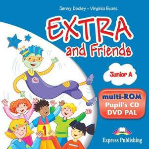 EXTRA & FRIENDS JUNIOR A MULTI-ROM