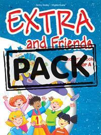 EXTRA & FRIENDS JUNIOR A TCHR'S