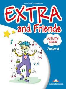 EXTRA & FRIENDS JUNIOR A WKBK