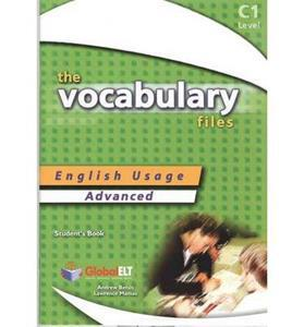 VOCABULARY FILES C1 ST/BK