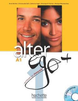ALTER EGO PLUS 1 (A1) ELEVE (+CD-ROM)