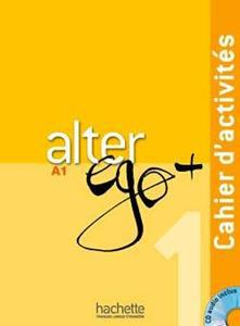ALTER EGO PLUS 1 (A1) CAHIER (+CD)