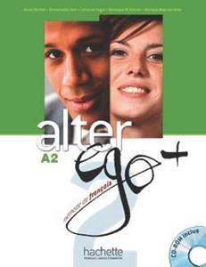 ALTER EGO PLUS 2 (A2) ELEVE (+CD-ROM)