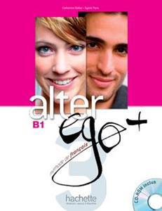 ALTER EGO PLUS 3 (B1) ELEVE (+CD-ROM)