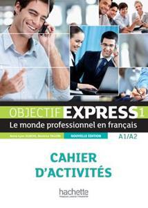 OBJECTIF EXPRESS 1 CAHIER