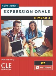 EXPRESSION ORALE 3 (+CD)