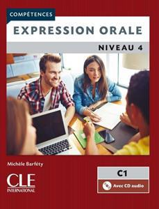 EXPRESSION ORALE 4 (+CD)