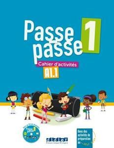PASSE PASSE 1 (A1.1) CAHIER (+MP3)