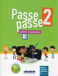 PASSE PASSE 2 (A1) CAHIER (+MP3)