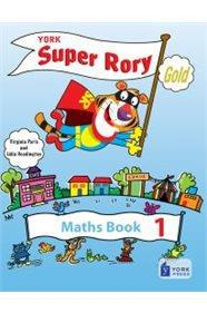 SUPER RORY GOLD 1 MATHS BOOK