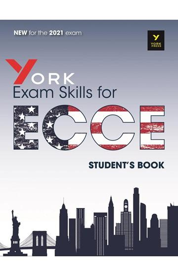 YORK EXAM SKILLS FOR ECCE ST/BK 2021