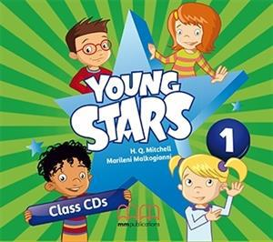 YOUNG STARS 1 (PRE-JUNIOR) CDS