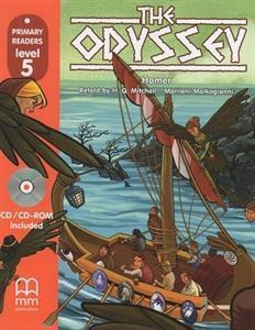THE ODYSSEY ST/BK (WITH CD-ROM)