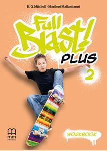 FULL BLAST PLUS 2 WKBK (+CD) 2018