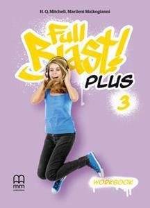 FULL BLAST PLUS 3 WKBK (+CD)  2018