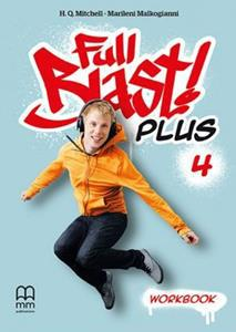 FULL BLAST PLUS 4 WKBK (+CD) 2018