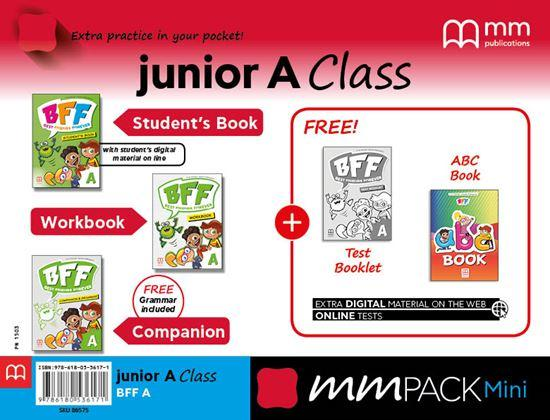 MM PACK MINI BFF JUNIOR A - BEST FRIENDS FOR EVER