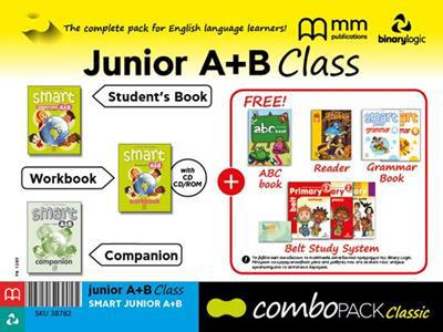 # 978-618-05-4889-1 #COMBO PACK JUNIOR A+B (SMART)