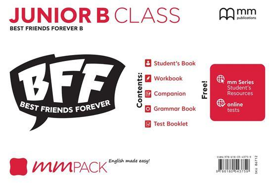 MM PACK BEST FRIENDS FOREVER -BFF JUNIOR B 86712
