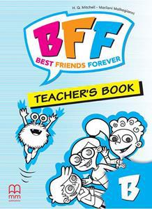 BFF - BEST FRIENDS FOREVER JUNIOR B TCHR'S