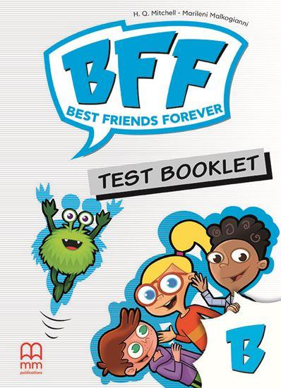 BFF - BEST FRIENDS FOREVER JUNIOR B TEST