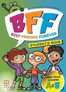 BFF - BEST FRIENDS FOREVER JUNIOR A & B ST/BK (+ABC)