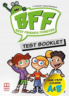 BFF - BEST FRIENDS FOREVER JUNIOR A & B TEST