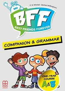 BFF - BEST FRIENDS FOREVER JUNIOR A & B COMPANION & GRAMMAR