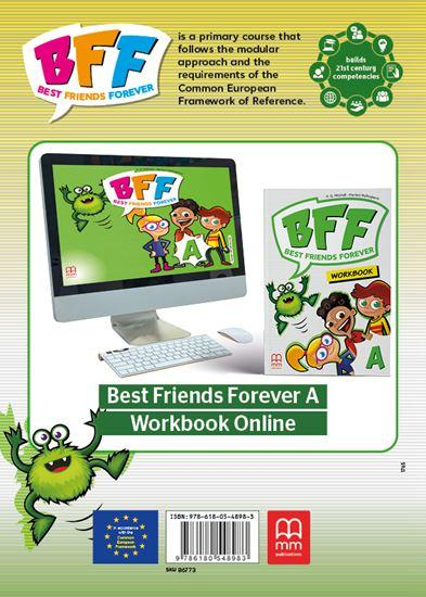 BFF - BEST FRIENDS FOREVER JUNIOR A WKBK (+ONLINE)