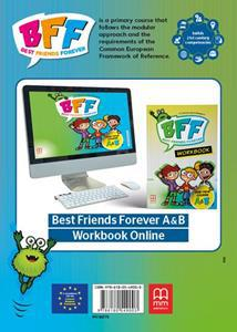 BFF - BEST FRIENDS FOREVER JUNIOR A & B WKBK (+ONLINE)