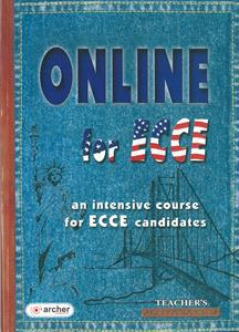 * ON LINE FOR ECCE TCHR'S (2016 EDITION)