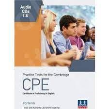 CPE PRACTICE TESTS CD'S
