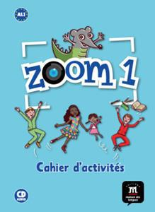 ZOOM 1 CAHIER (+CD)