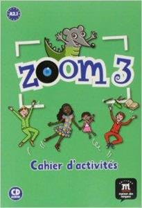 ZOOM 3 CAHIER (+CD)