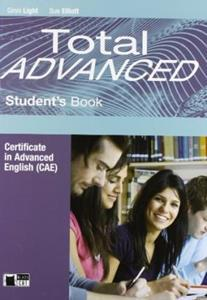 TOTAL ADVANCED ST/BK PACK (+EXAM & VOCABULARY MAXIMISER + CD)