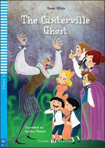 THE CANTERVILLE GHOST (+ CD)