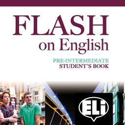 FLASH ON ENGLISH PRE-INTERMEDIATE ST/BK