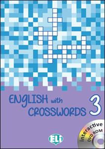 ENGLISH WITH CROSSWORDS 3 (+DVD)