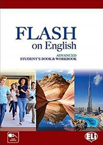 FLASH ON ENGLISH ADVANCED ST/BK