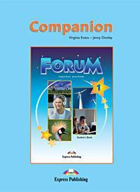 FORUM 1 COMPANION REVISED 2014