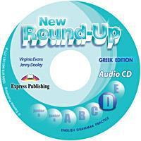 NEW ROUND UP D CD