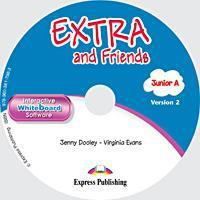 EXTRA & FRIENDS JUNIOR A INTERACTIVE WHITEBOARD SOFTWARE