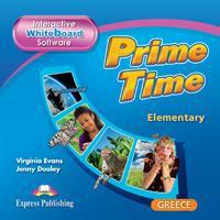PRIME TIME ELEMENTARY INTERACTIVE WHITEBOARD SOFTWARE VERSION 1