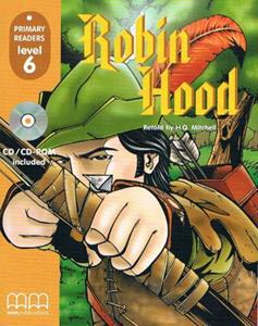 ROBIN HOOD LEVEL 6 (+CD)