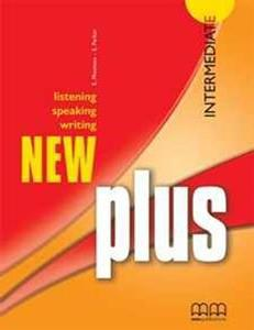 NEW PLUS INTERMEDIATE ST/BK (+ GLOSSARY)