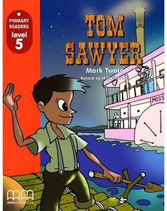 TOM SAWYER LEVEL 5 (+CD)