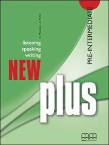 NEW PLUS PRE-INTERMEDIATE ST/BK (+GLOSSARY)
